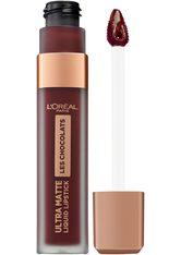 L'ORÉAL PARIS - L'Oréal Paris Les Chocolats Ultra Matte Liquid Lipstick (verschiedene Farbtöne) - 868 Cacao Crush - LIQUID LIPSTICK