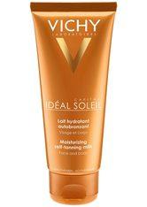 Vichy Ideal Soleil VICHY IDÉAL SOLEIL Feuchtigkeitsspendende Selbstbräuner-Milch für Gesicht und Körper,100ml Selbstbräuner 100.0 ml