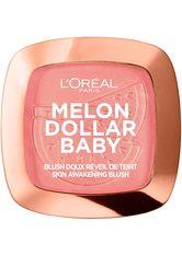 L'Oréal Paris Melon Dollar Baby Blush 03 Watermelon Addict Rouge 9 g