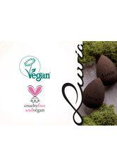 Luvia Cosmetics Make-up Schwamm »Make-Up Blending Sponge - Metallic Roségolden«, 2 tlg.
