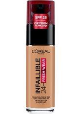 L'Oréal Paris Infaillible 24H Fresh Wear Make-up 290 Golden Amber Foundation 30ml Flüssige Foundation