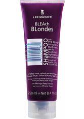 Lee Stafford Haarshampoo »Bleach Blonde Purple Reign Toning Shampoo«