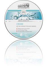 LAVERA - Lavera Basis Sensitiv Creme 150 ml - Hautpflege - TAGESPFLEGE