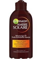 Garnier Ambre Solaire Ambre Solaire Ideal Bronze Bräunungs-Öl Sonnencreme 200.0 ml