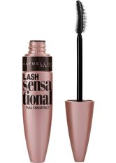 MAYBELLINE NEW YORK Mascara »Lash Sensational«, extrem schwarze Pigmente