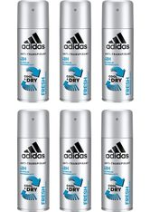 adidas Performance Deo-Spray »Fresh«, Spar-Set, 6-tlg., Anti-Transpirant Spray für Männer