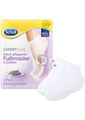 Scholl Fußcremes & -bäder Intensiv Pflegende Fußmaske Mit Lavendelöl Fusspflege 1.0 pieces