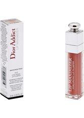 Dior Backstage - Dior Addict Lip Maximizer – Aufpolsternder Lip Gloss – Feuchtigkeit & Volumen - 013 Beige Sun