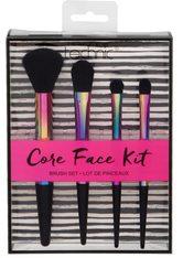 TECHNIC - technic Kosmetikpinsel-Set »Core Face Kit«, 4 tlg., bunt, bunt - MAKEUP PINSEL