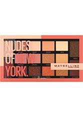 Maybelline Nudes Of New York  Lidschatten Palette 18 g No_Color