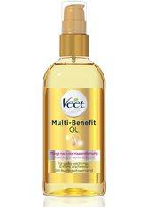 Veet Cremes Multi-Benefit Pflegeöl Gesichtspflege 100.0 ml