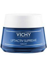Vichy Liftactiv Supreme Anti-Age Nachtpflege + gratis Vichy Mineral 89 Mini 10 ml 50 Milliliter