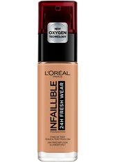L'Oréal Paris Infallible 24hr Freshwear Liquid Foundation (Various Shades) - 300 Amber