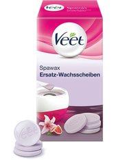 Veet Warm- und Kaltwachs Spawax Ersatz-Wachsscheiben Enthaarungstools 1.0 pieces