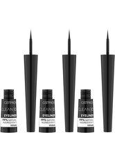 CATRICE - Catrice Eyeliner »Clean ID«, 3er-Pack - Eyeliner