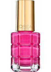 L'ORÉAL PARIS - L'ORÉAL PARIS Nagellack »Color Riche Le Vernis L'Huile«, rosa, Nr. 228 Rose Bouquet - NAGELLACK