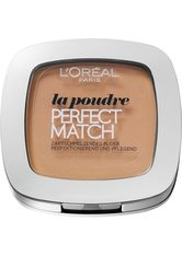 L'ORÉAL PARIS - L'ORÉAL PARIS Puder »Perfect Match«, natur, D3W5 Golden Beige - GESICHTSPUDER