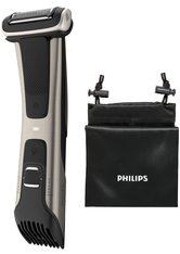 Philips Elektrokörperrasierer BG7025/15, mit integriertem 3 - 11 mm Kammaufsatz