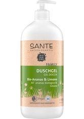 Sante Körperpflege Family Duschgel - Ananas & Limone 200ml Duschgel 950.0 ml