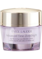 ESTÉE LAUDER - Estée Lauder Advanced Time Zone Night Age Reversing Line/Wrinkle Creme 50 ml - NACHTPFLEGE