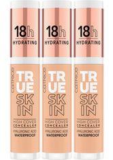 Catrice Concealer »True Skin High Cover Concealer«, 3-tlg.
