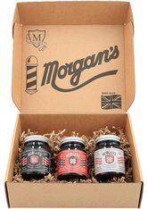 Morgan's Haarstyling-Set »Pomade Gift Set«, 3-tlg., 3 Pomaden für jeden Haarstyle
