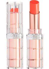 L'Oreal Paris Color Riche Plump and Shine Lipstick (Various Shades) - 101 Nectarine