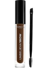 L'ORÉAL PARIS - L'Oréal Paris Unbelievabrow Long-Lasting Brow Gel 3.4ml (Various Shades) - 108 Dark Brunette - Augenbrauen