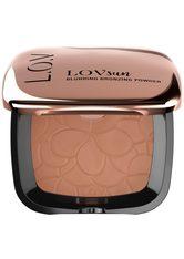 L.O.V - L.O.V Lovsun Blurring Bronzing Powder Bronzingpuder  Nr. 010 - sensual caramel - CONTOURING & BRONZING