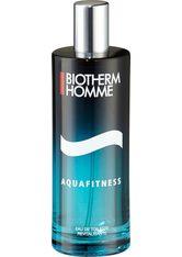 Biotherm Herrenpflege Homme-Aquafitness Eau de Toilette Nat. Spray 100 ml