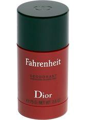 DIOR FAHRENHEIT ALKOHOLFREIER DEODORANT-STICK 75 ml