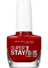Maybelline Super Stay Forever Strong 7 Days Nagellack  Nr. 6 - Deep Red
