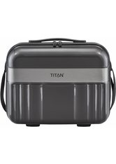 TITAN® - TITAN® Beautycase »Beautycase Spotlight Flash«, grau, anthrazit - KOSMETIKTASCHEN & KOFFER