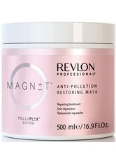 REVLON PROFESSIONAL Haarkur »Magnet Anti Pollution Restoring Mask«, repariert und stärkt