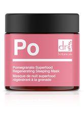 Dr. Botanicals Po Regenerating Sleeping Mask 50 ml - DR BOTANICALS