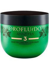 OROFLUIDO - Revlon Professional Haarpflege Orofluido Amazonia Step 3 Deep Reconstruction Mask 500 ml - HAARMASKEN