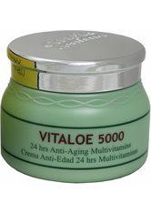 CANARIAS COSMETICS - canarias cosmetics Anti-Aging-Creme »Vitaloe 5000« - Tagespflege