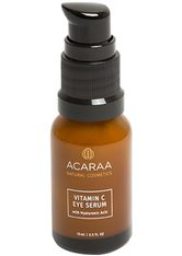 ACARAA NATURKOSMETIK - ACARAA Vitamin C Eye Serum 15 ml - AUGENCREME