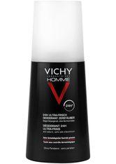 Vichy Produkte VICHY HOMME Deo Zerstäuber Ultra Frisch,100ml Männerkosmetik 100.0 ml