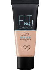 Maybelline Fit Me! Matte and Poreless Foundation 30ml (verschiedene Farbtöne) - 122 Creamy Beige