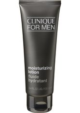 CLINIQUE - CLINIQUE Gesichtslotion »Moisturizing Lotion«, Allergiegetestete Feuchtigkeitspflege, grau, 100 ml, dunkelgrau - GESICHTSPFLEGE
