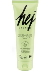 HEJ ORGANIC - HEJ ORGANIC Waschgel »The Beautifier«, Face Wash & Peeling Gel Cactus - PEELING
