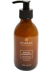 ACARAA NATURKOSMETIK - ACARAA Micellar Cleansing Gel 200 ml - CLEANSING