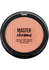 MAYBELLINE - Maybelline By FaceStudio® Master Chrome Metallic Highlighter 8g 50 Molten Rose Gold - HIGHLIGHTER