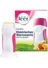 Veet Warm- und Kaltwachs Essential Inspirations Easy Wax Elektrisches Roll-On-System Enthaarungstools 1.0 pieces