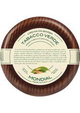Mondial Antica Barberia Rasiercreme »Luxury Shaving Cream Wooden Bowl Tabacco Verde«