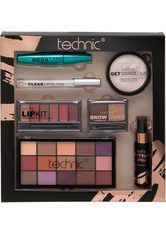 TECHNIC - technic Make-up Set »Beauty Blockbuster«, 7-tlg. - MAKEUP SETS