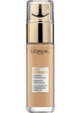L'ORÉAL PARIS - L'ORÉAL PARIS Foundation »Age Perfect«, feuchtigkeitsspendend, braun, 150 Beige Creme - FOUNDATION