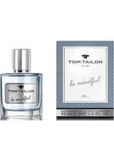 Tom Tailor Be Mindful Man Eau de Toilette (EdT) 30 ml Parfüm