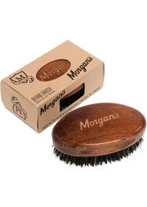 Morgan's Bartbürste »Beard Brush klein«, im Military Style
